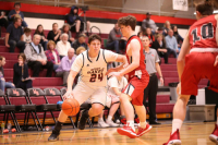 Gallery: Boys Basketball Bellingham @ Mount Baker